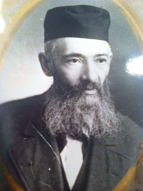 Picture of Rabbi Frumhoff