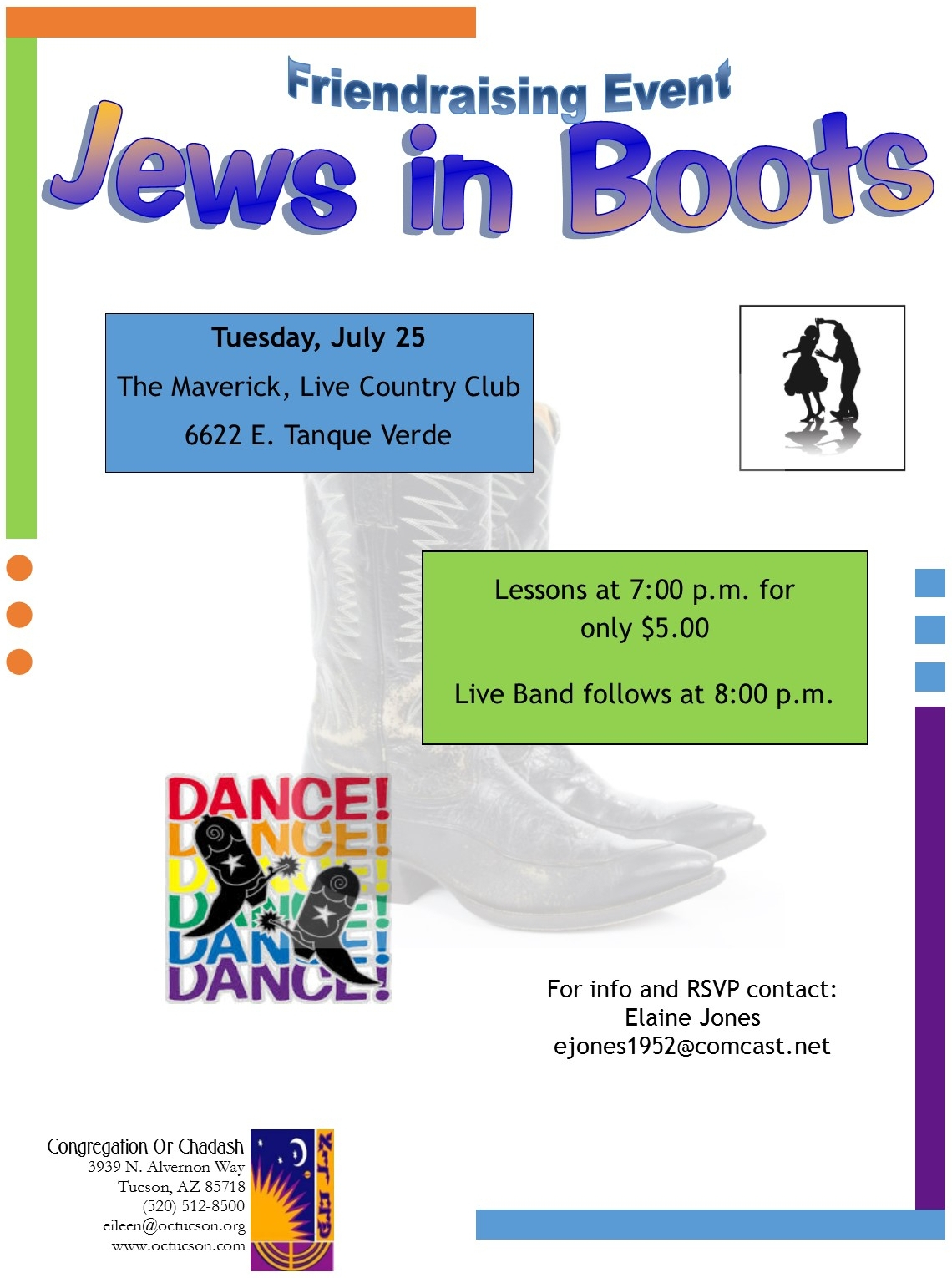 Jews in Boots