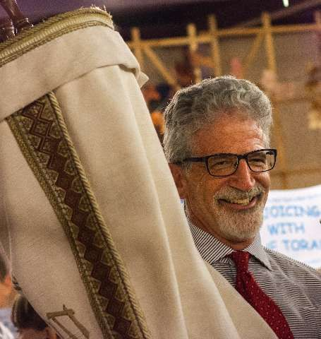Rabbi Tom, Consecration 2016